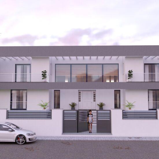 Proyecto casa Palma de Mallorca